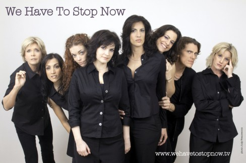 We Have To Stop Now – cast & characters