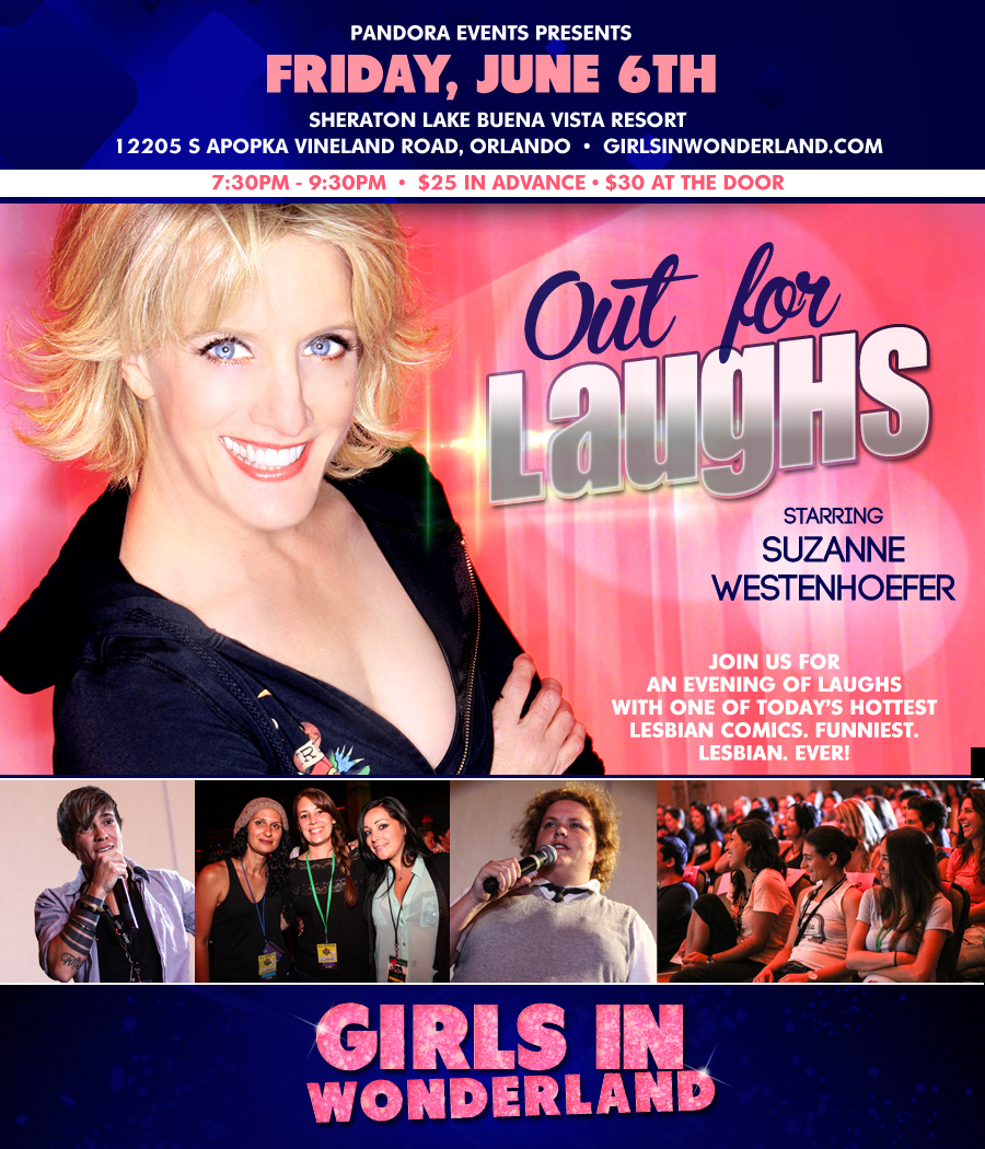Out For Laughs Comedy Show
