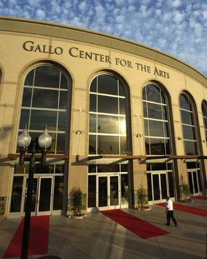 Suzanne Westenhoefer at Gallo Center for the Arts, Modesto, CA