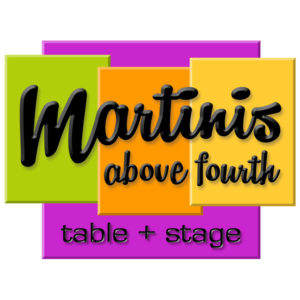 Martinis Above Fourth