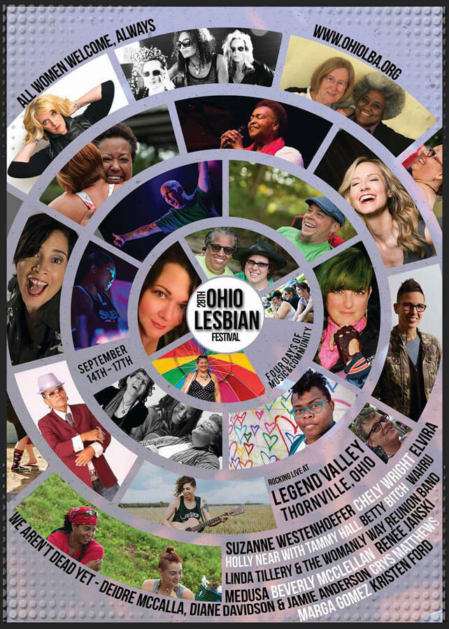 Festival lesbian ohio those